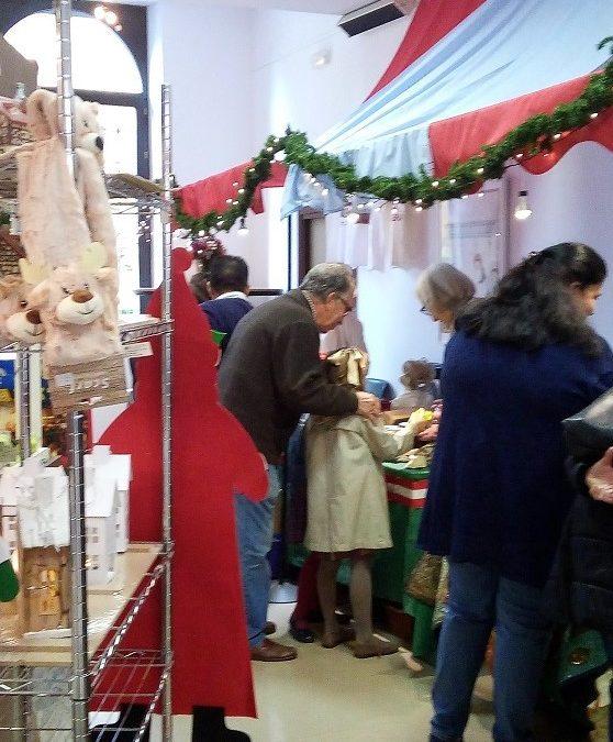 Mercadillo de Navidad/ Christkindlmarkt     18-20.11.2016_es