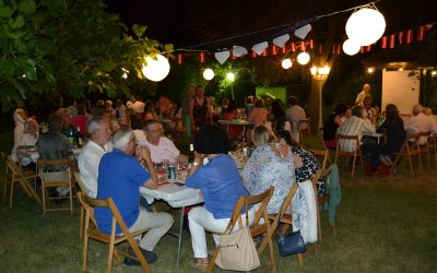 Fiesta del vino/Heuriger 24.6.2017