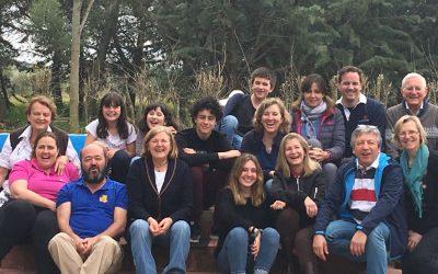 Fin de semana/ Wochenende La Mancha 13-15.4.2018