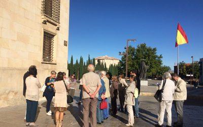 Conocer España: Excursión/ Ausflug Guadalajara 7.10.2017