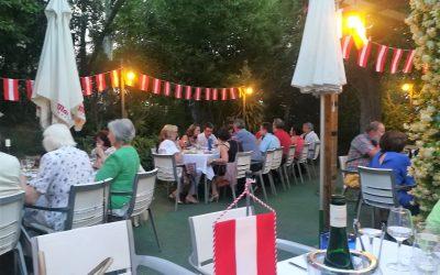 Heuriger/Fiesta del Vino 23.6.2018