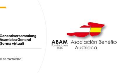Asamblea General 10.03.2021